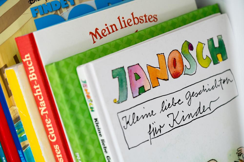 Lesestoff für die Kleinen